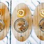 Konsentrat til gløgg – appelsinsirup med krydder