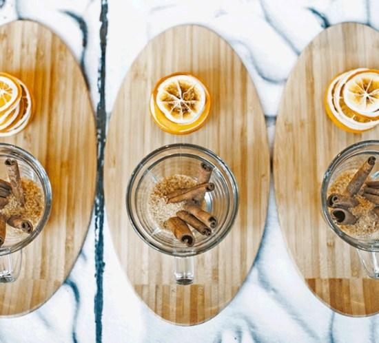 Appelsinsirup - konsentrat til gløgg
