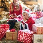 1 JUL –5 STILER: Tradisjonell jul i rødt og grønt