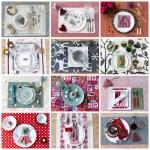BORDDEKKING: Julens festbord i 12 ulike stiler (60 tips!)