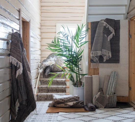 Interiørtrender på hytta 2016 – moderne stil, nøytrale farger FOTO Home & Cottage