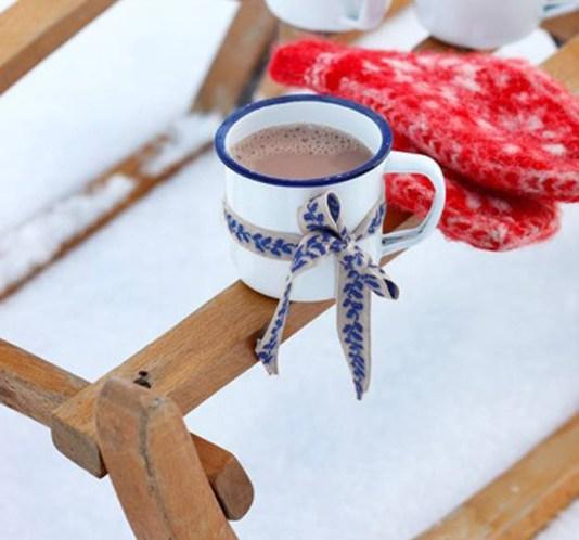 TURMAT Kakao eller klassisk varm sjokolade er helt riktig i vinterferien
