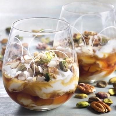 Enkel dessert på hytta –eller genial frokost hjemme