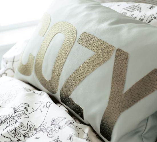 DIY - INTERIORTIPS Putetrekk Cozy