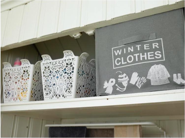 INTERIØRTIPS TIL BADEROM Oppbevaring av vaskemidler og -utstyr