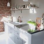 Kjøkkenet før og etter (del 2)
