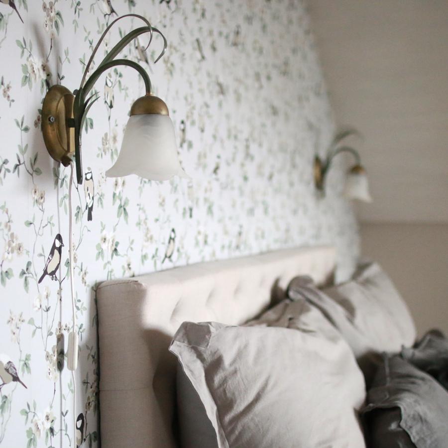 interiørtips - soverom - Fretexfunn - lamper