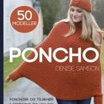 PONCHO: Ponchoer og tilbehør i strikking og hekling