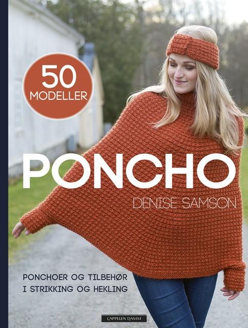 Boktips - poncho