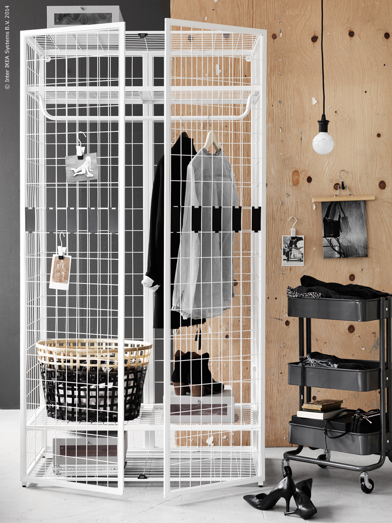 INTERIORTIPS DIY Til oppbevaring i walk in closet