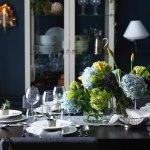 De 5 viktigste trinnene til et flott festbord