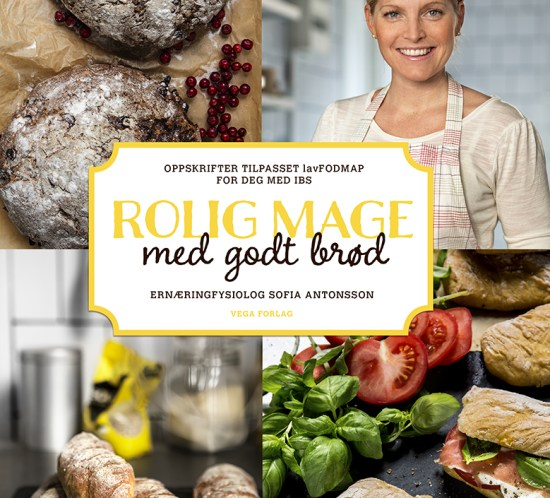 BOKTIPS Kokeboken Rolig mage med godt brød