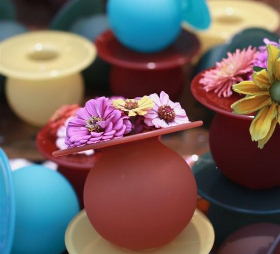 INTERIØRTIPS Finn Schjølls vaser Boblen kommer i matt og høstfarger