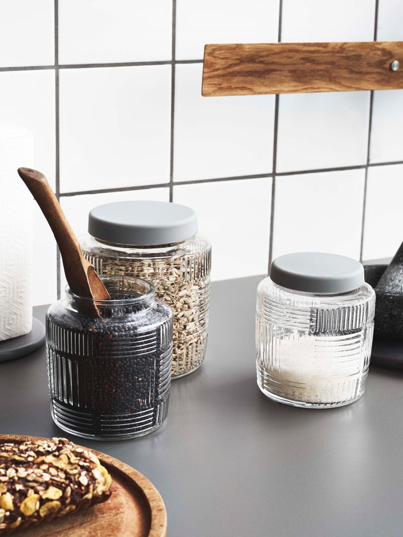 Oppbvaringskrukker - nytt - nyhet -kjøkken - Rosendahl