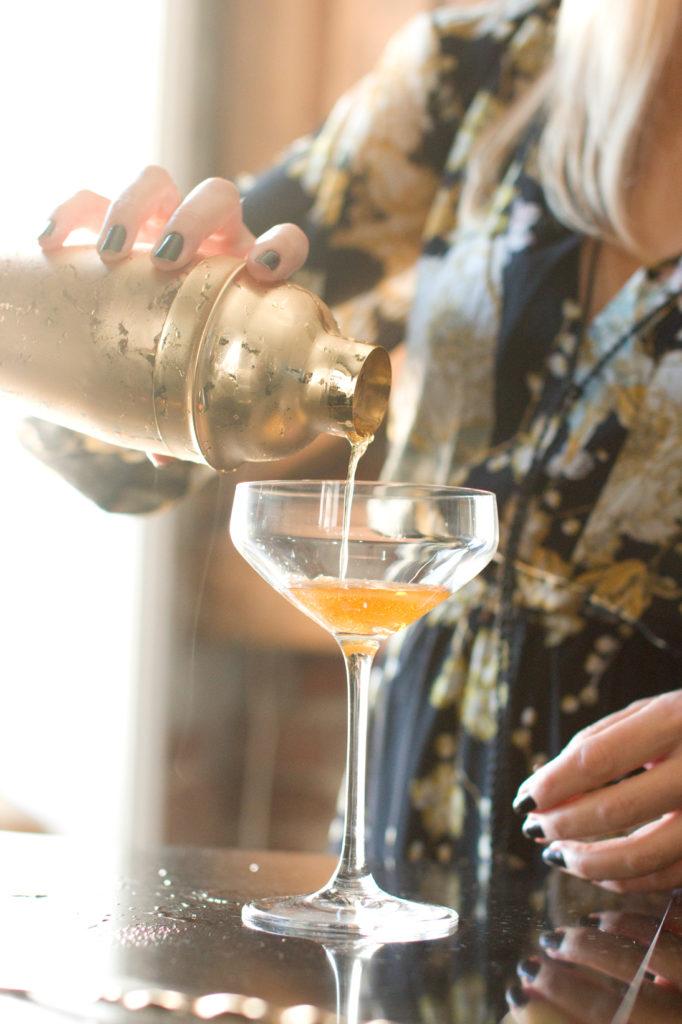 cocktailoppskrifter