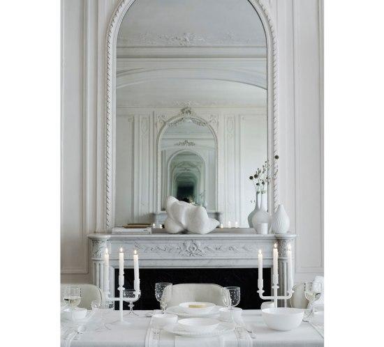 BORDDEKKINGSTIPS til hvitt festbord i Pure White fra Zara Home