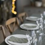 5 borddekkingstips til et grønt julebord