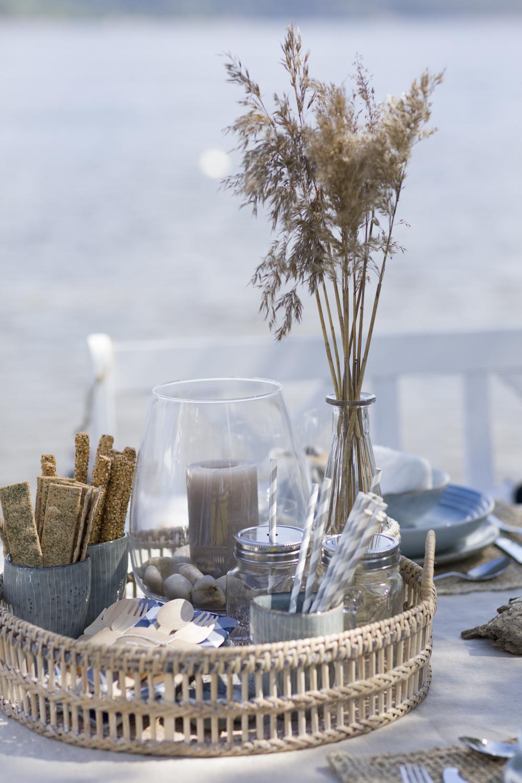My Summer Table on the Beach!