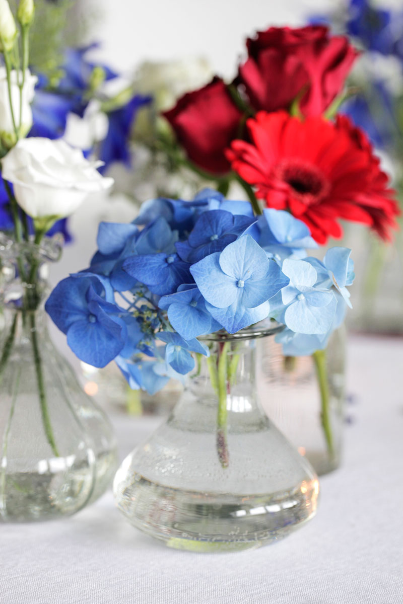 Table setting flowers decor tablescape