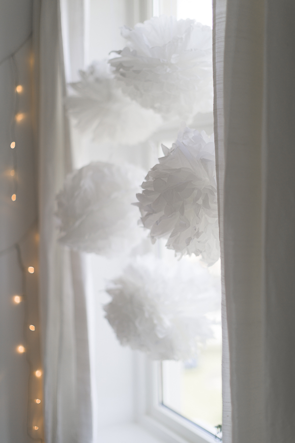 How to make paper pom poms - BLOG mariannedebourg.no