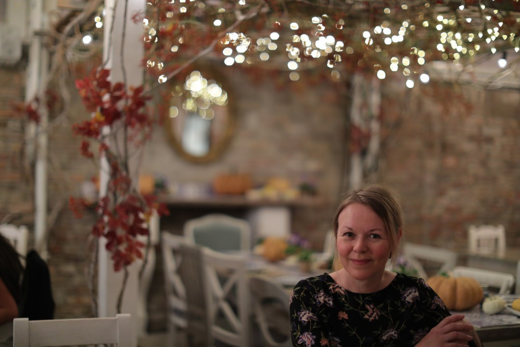 TRAVEL TIPS: Restaurant in Budapest - Vintage Garden Bistro