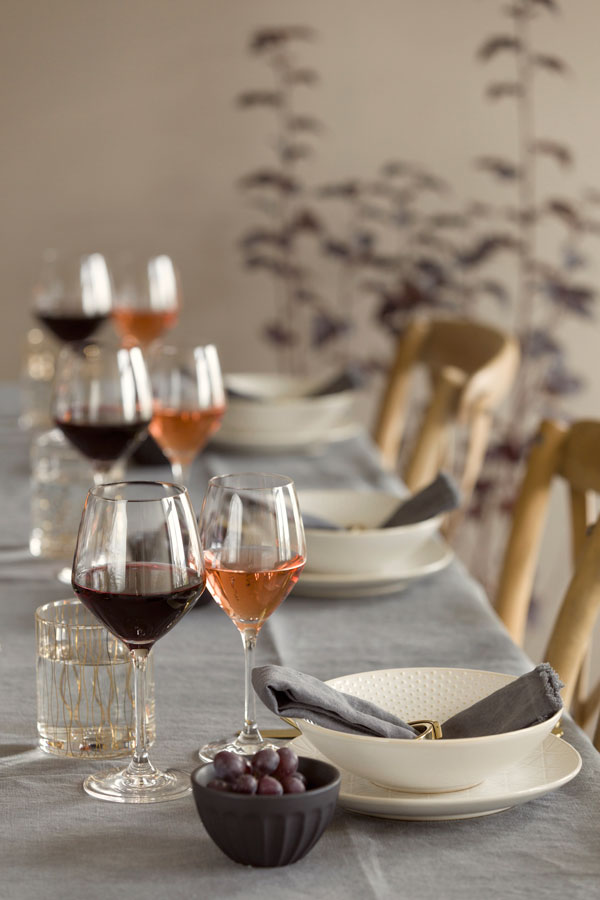 My eclectic fall table setting - BLOG: mariannedebourg.no