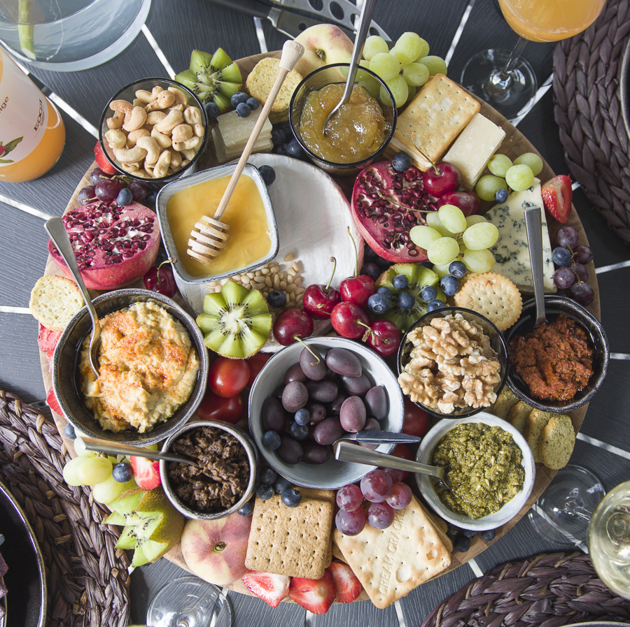 Cheese platter how to