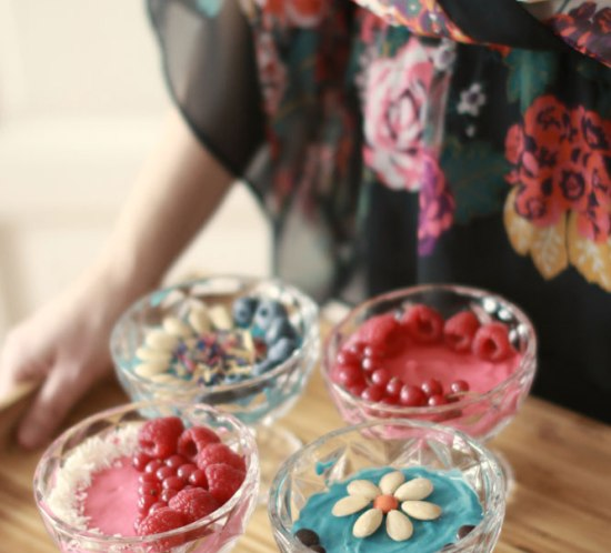Tips til pynting av dessert