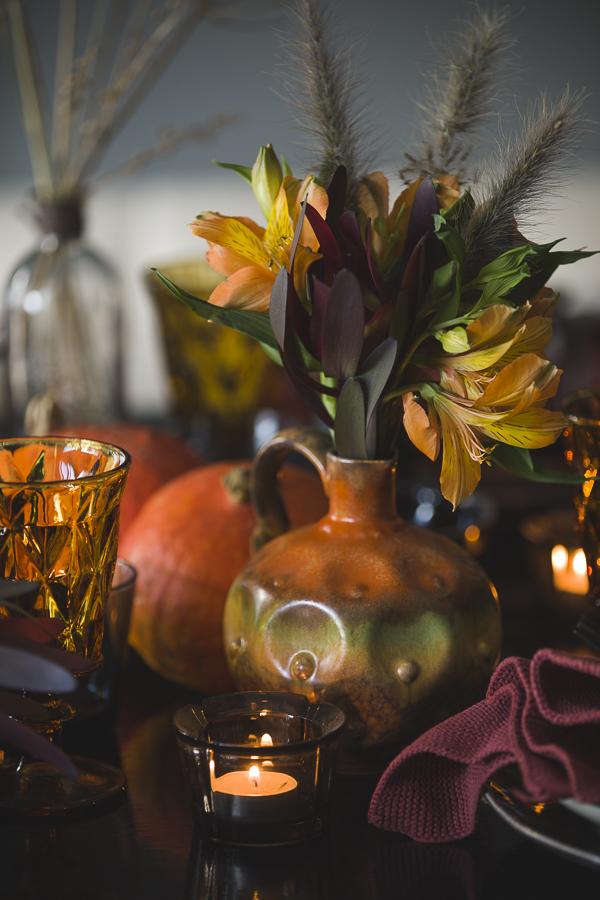 Sånn ble årets halloweenbord (fra bloggen mariannedebourg.no)
