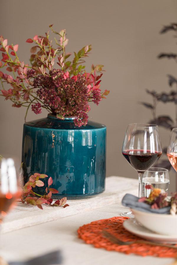 Høstbord fra BLOGG mariannedebourg.no BORDDEKKING fine og kreative bord