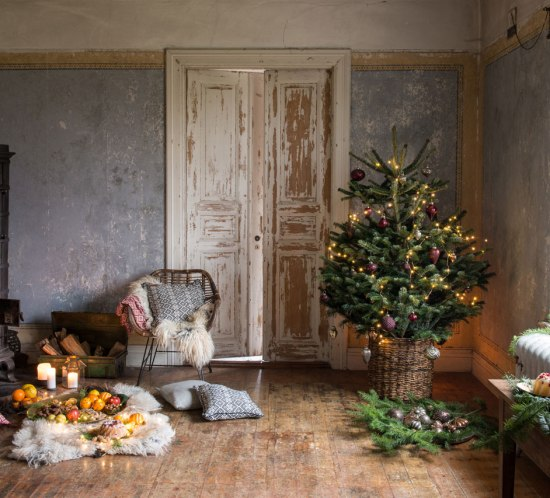 Julepynt som gir allergi