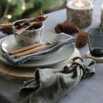 Se hvordan jeg dekker ett av årets julebord (video + borddekkingstips)
