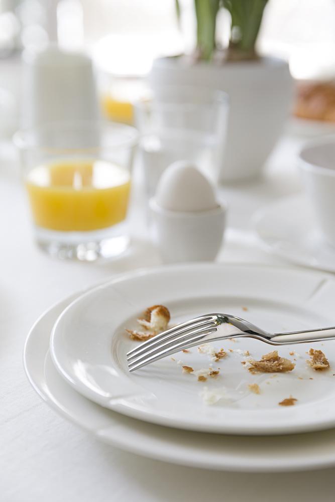BORDDEKKING - Påskens frokostbord