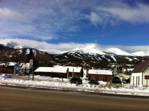 Breckenridge view