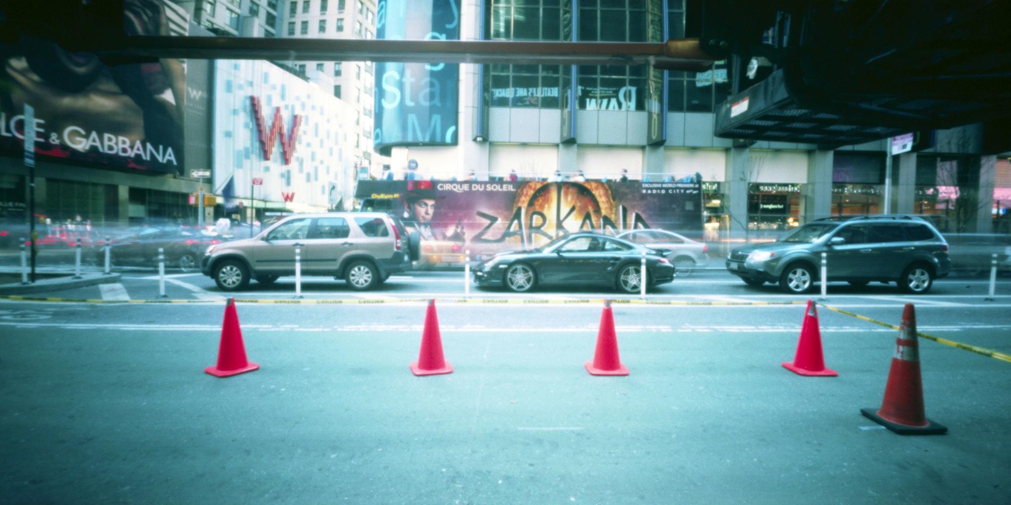 Broadway, New York, USA.