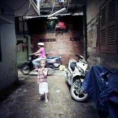 Ho Chi Minh, Vietnam.
