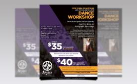 2017 Dance Workshop Flyer
