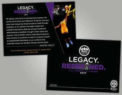 WeAreWomen Legacy Card
