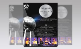 2017 President's Club Invite Flyer