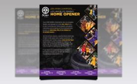 2017 Standard Group Invite Flyer