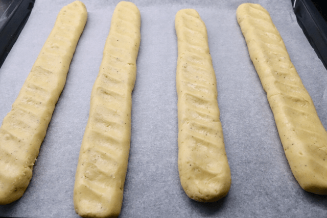 Biscotti med kardemumma