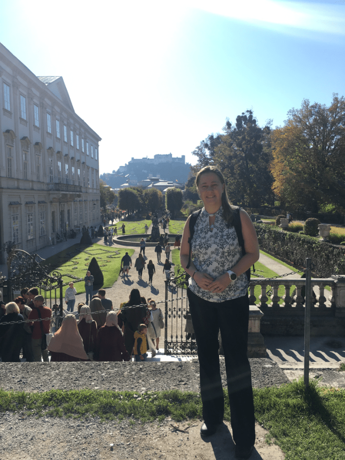Weekend i Salzburg