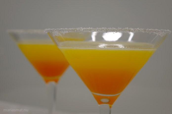 Don saffron som fredagsdrink