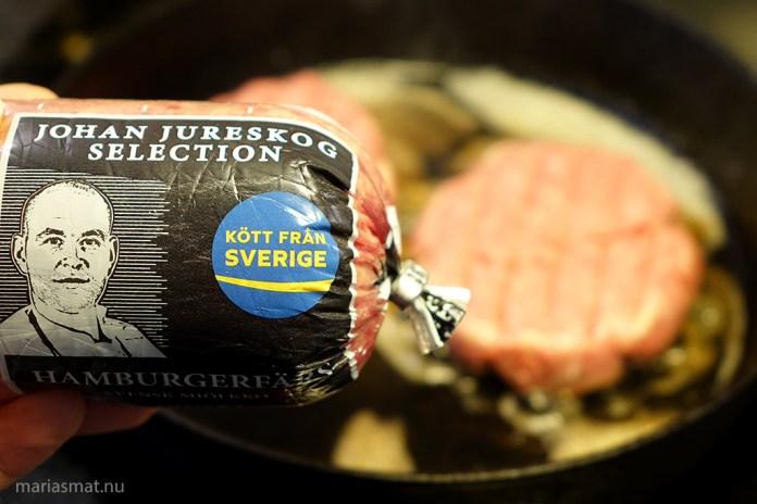 Jureskogs hamburgerkött