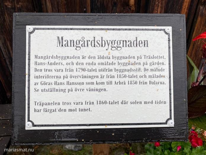 Träslottet i Arbrå
