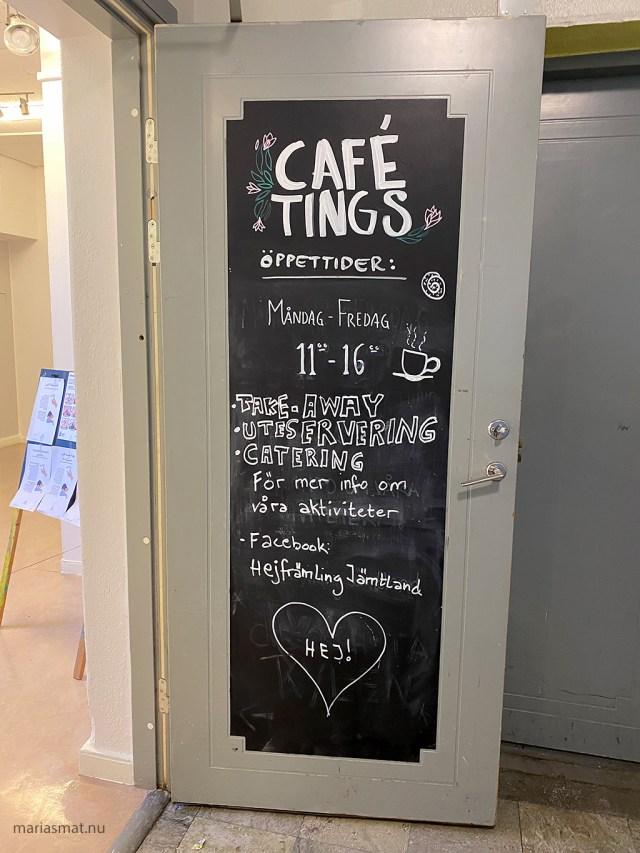 Café Tingshuset