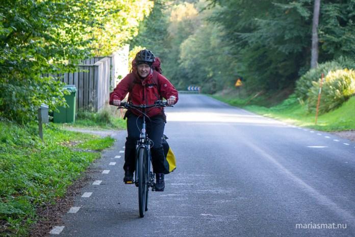 Maria cykelsemester Österlen
