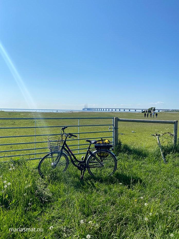 Cykel Öresundsbron