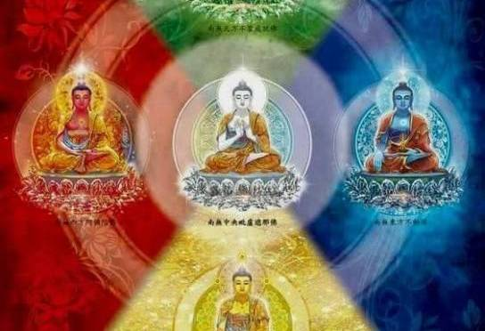 Op Weg naar Kwan Yin Boeddha-schap & 5 Dhyani Boeddha Godinnen Mantra