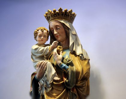 15 augustus Maria Hemelvaart – Maria Ten Hemelopneming